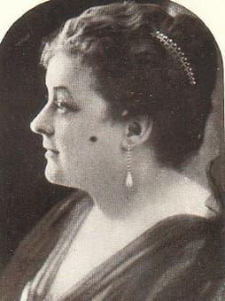 Louise Bourdau de Coutrai