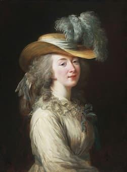 Jeanne Bécu Du Barry, 1781