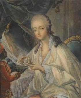Jeanne Bécu Du Barry, 1771