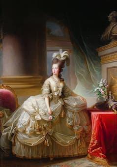 Marie Antoinette, 1778