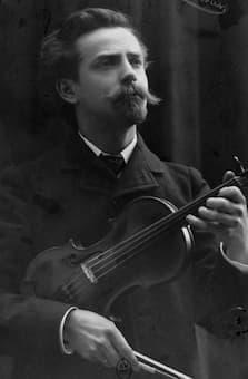 Mathieu Crickboom, 1905