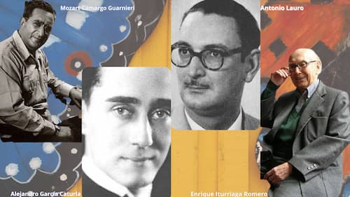 Discover Influential Latin American Composers of the 20th Century I
