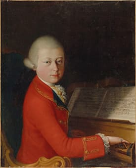 Wolfgang A. Mozart and His Fellow Musicians II