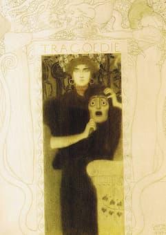 Klimt: Tragedy (1897)