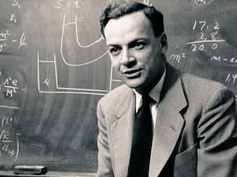 Richard Feynman's words of wisdom for musicians