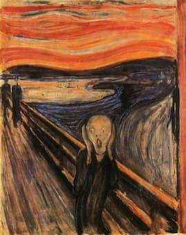 Munch: The Scream (1893)