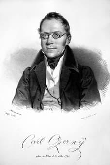 Carl Czerny, 1833