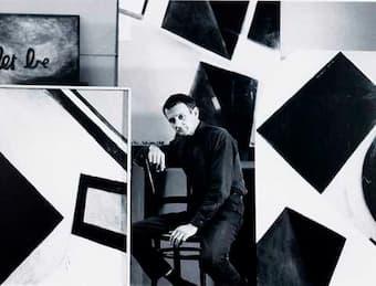 Colin McCahon in 1963
