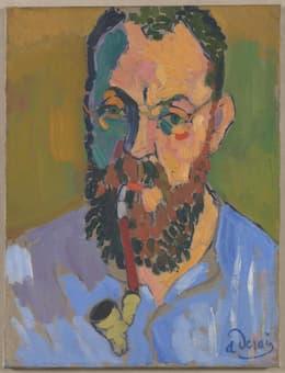 André Derain: Henri Matisse (1905) (London: Tate)