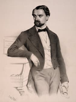Auguste Alexis Canzi: Franz Doppler (1853)