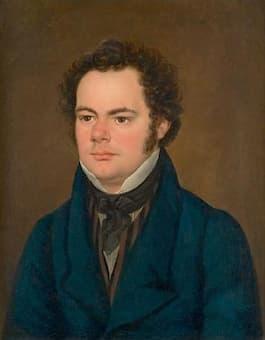 Eybly: Franz Schubert (1827)