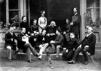 Liszt and his students