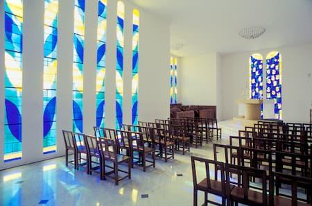 Matisse: Chapel of Saint-Paul-de-Vence (1951)