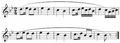 Phrase marks