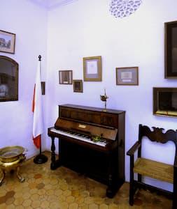 Chopin's piano at Valldemosa, Majorca