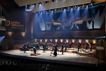 London Sinfonietta at the Southbank Centre