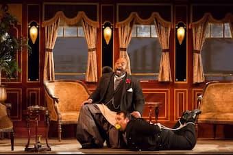 Ryan Speedo Green as Osmin in Die Entführung aus dem Serail / Houston Grand Opera