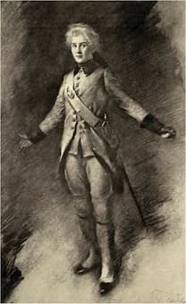 Maggie Teyte as Cherubino in The Marriage of Figaro in Thomas Beecham's 1910 London production