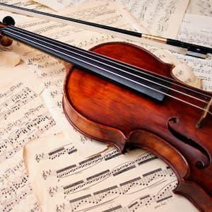 Classical Violin Music