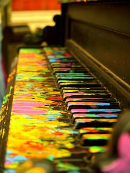 Five Famous Themes & Variations for Piano