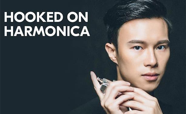 hooked on harmonica in hk