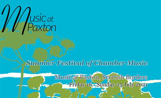 Music at Paxton Festival