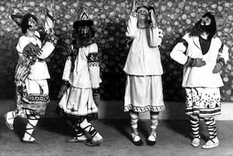 Stravinsky's Rite of Spring Premiere in 1913