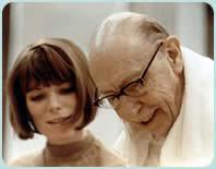Adrienne Albert with Stravinsky