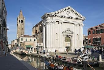 Church of San Barnaba in Venice