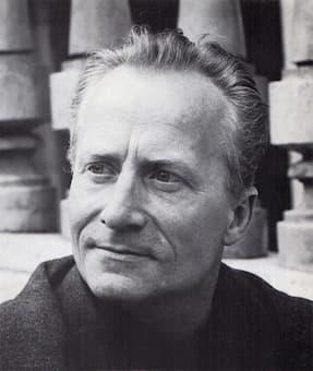 Pierre Dervaux (photo by J. Verroust)