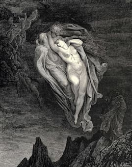 Illustrations for Dante's Divine Comedy by Gustave Doré