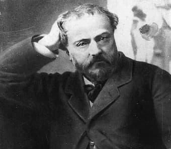 Emmanuel Chabrier in 1882