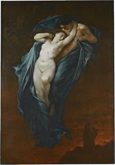 Gustave Doré: Paolo and Francesca da Rimini