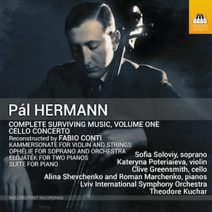 Pál Hermann's recording