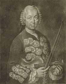 Johann Gottlieb Graun