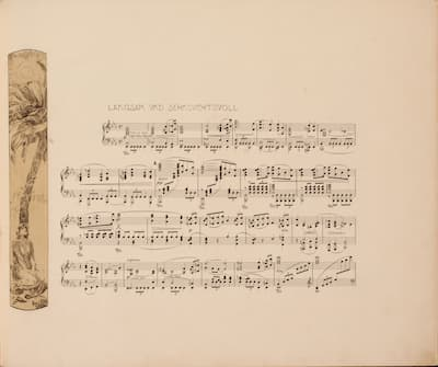 Max Klinger / Brahms: Brahmsphantasie: Song of Destiny