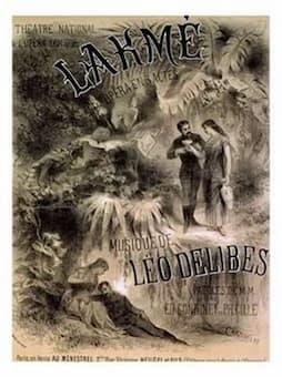 Leo Delibes: Lakmé