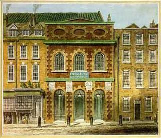 King's Theatre, Haymarket
