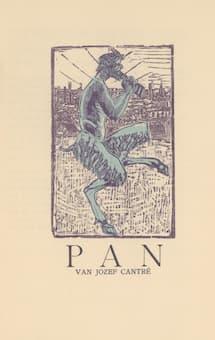 Cantré: Pan (1914)