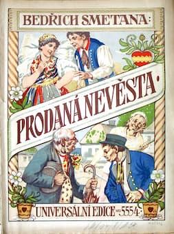 Bedřich Smetana's The Bartered Bride