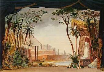 Rossini's Mosè in Egitto