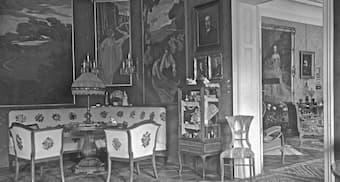 Thonet Music Room around 1925