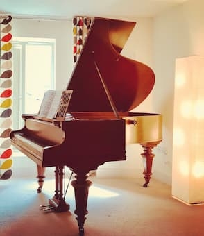 Why the Piano Is My Favourite Instrument