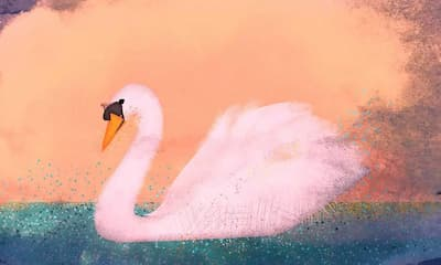Swan and classical music