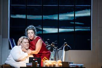 Tristan und Isolde new opera production led by Australian director Simon Stone