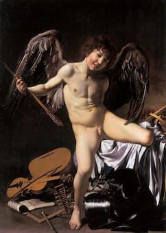 Caravaggio: Amor Vincit Omnia
