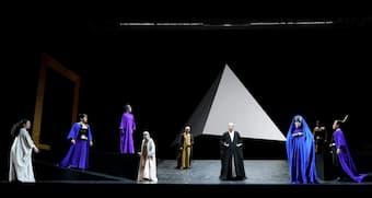 Moïse et Pharaon at the Rossini Opera Festival in Pesaro 2021