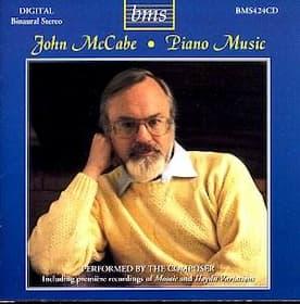 John McCabe piano album