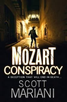 """The Mozart Conspiracy"" by Scott Mariani"