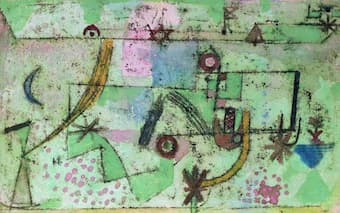 Paul Klee: In the Style of Bach